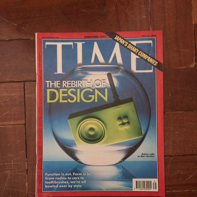 TIME Magazine July 31, 2000 Issue
