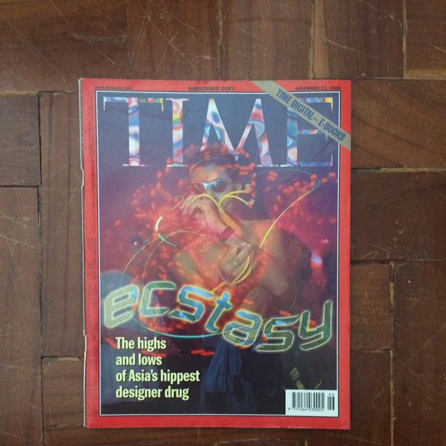 TIME Magazine November 13, 2000 Issue