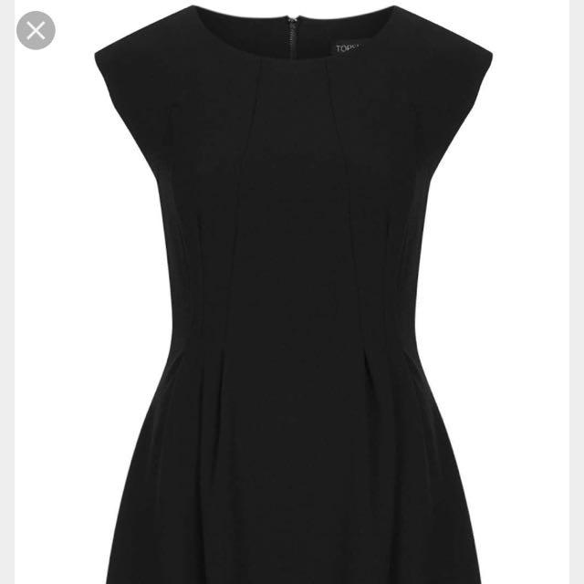 Topshop Flippy Dress - Size 4