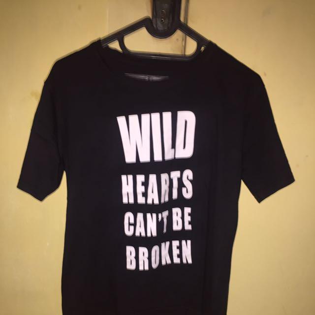 Tshirt Wild Hearts Cant Be Broken
