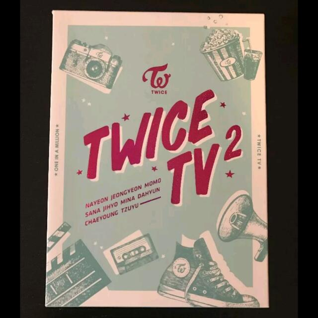 TWICE TV2 LIMITED EDITION