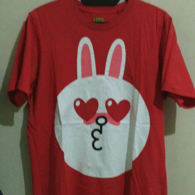 Uniqlo Ut T Shirt Line Friends Size m