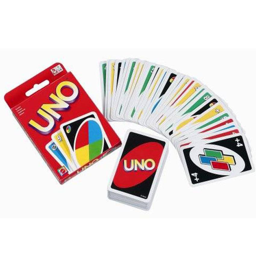 UNO Card / Kartu UNO - Gambar Standard