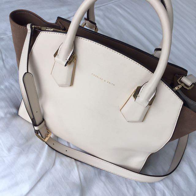 Used Charles & Keith Bag