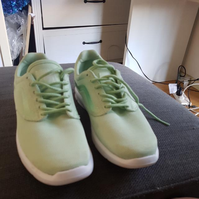 Vans Sneakers Mint Green