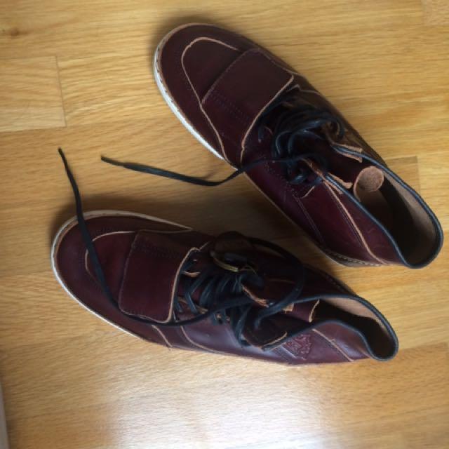 00390eb3bc Vans Vault Mt. Edition Decon LX - Horween Leather