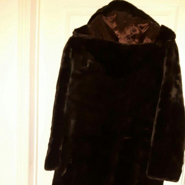 Very warm wool Jacket.