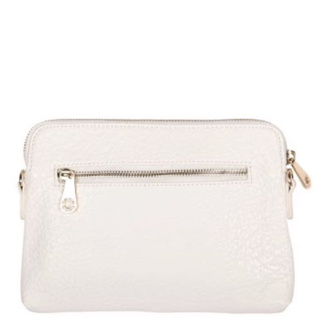 White Elms And King Purse/bag