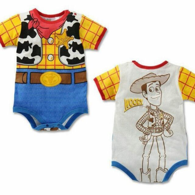 Woody Toy Story Romper