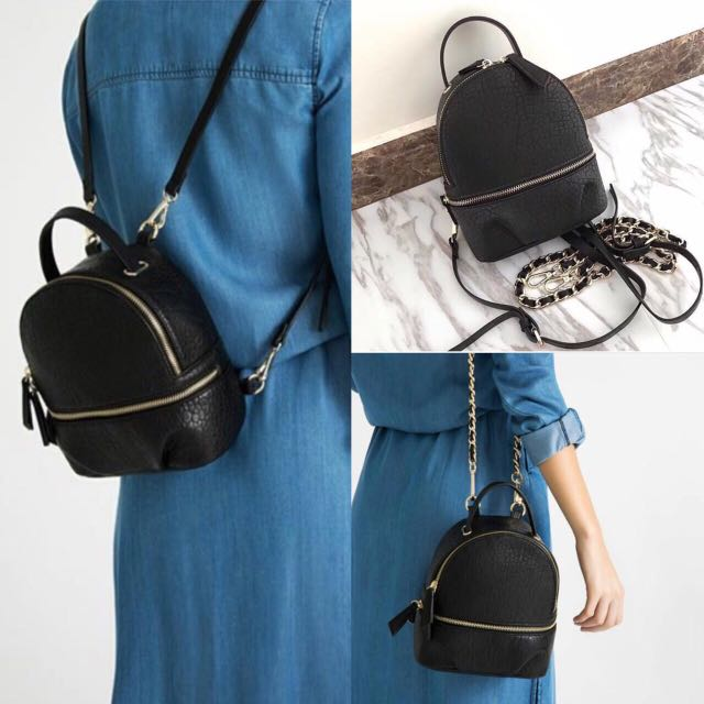 Zara Backpack Ori