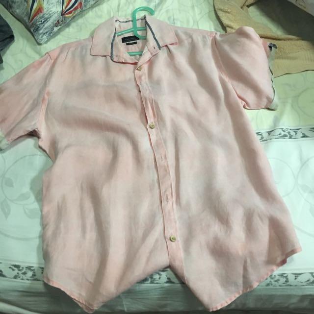 Zara Short Sleeve Polo