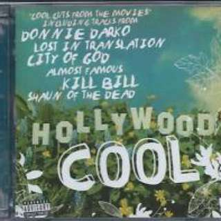Hollywood Cool compilation CD