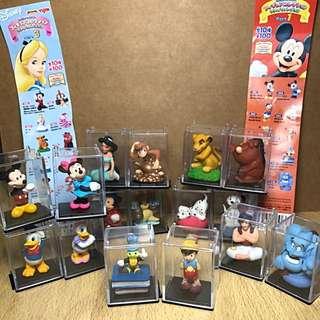 迪士尼櫥窗扭蛋