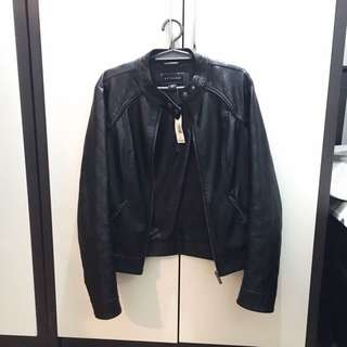 Metaphor Leather Jacket