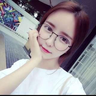 韓國復古眼鏡