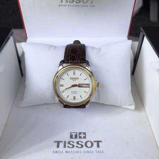 Swiss TISSOT Men Automatic Watch