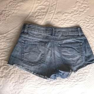 Jean Shorts From Talula