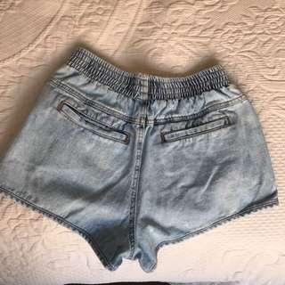 """jean"" Shorts"