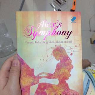Novel Alex's Symphony - Holy Eunike