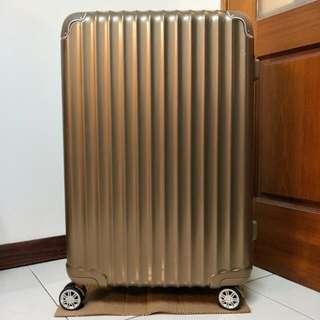 Bogazy 29吋 可加大行李箱(摩卡棕)