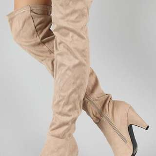 Brand New Over-The-Knee Boots