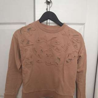 Banana Republic Sweatshirt XS