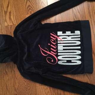 Juicy Couture Zip Up Hoodie, Children's XL