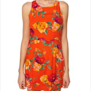 Minkpink Honolulu Dress Size S