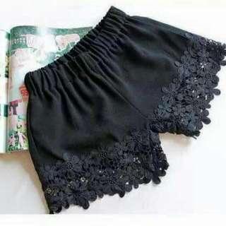 Black Summer Short