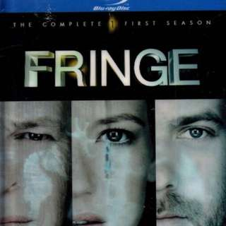 FRINGE Season One (Blu-Ray)