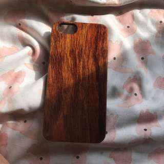 Real Oak Wood I Phone 6 Case