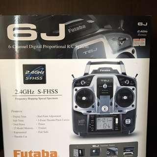 Futaba 6 Channel Digital Proportional R/C System