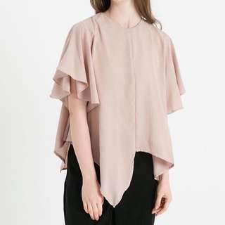 [NEW] Miroir Store - Gina Asymetrical Top - All Size