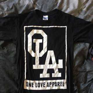 One Love Apparel Tee