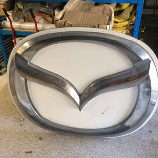 Mazda Display
