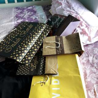 Paper Bag Indah Bordir