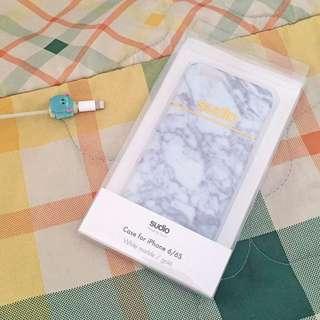 sudio 大理石紋手機殼