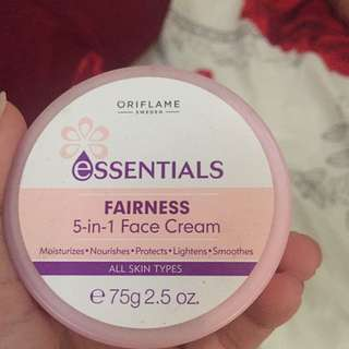 Face Cream Fairness 5-in-1