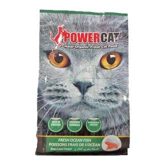 Powercat Cat Food Fresh Ocean Fish Makanan Kucing Wisnutapa Rasa Ikan Laut Segar 500 Gram