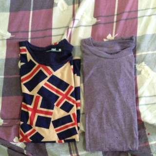 Bundle Of 2 Tshirt