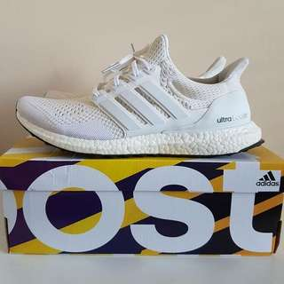 TRIPLE WHITE ULTRABOOST