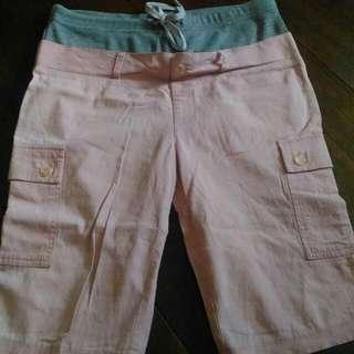 🎉🎉Repriced Pink Tokong Shorts For Women