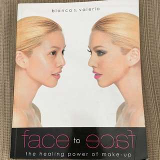 Face to Face MAKE UP book