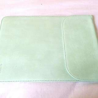 "12"" Mint Green Laptop /macbook case"