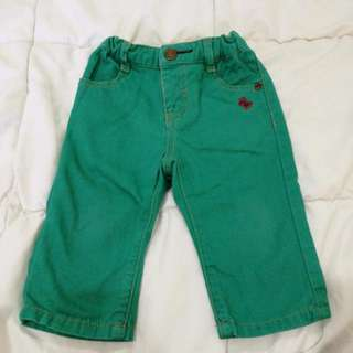 Poney Long Pants