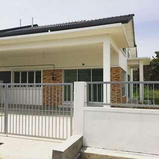 HOUSE FOR RENT : Taman Intan Baiduri, Sepang