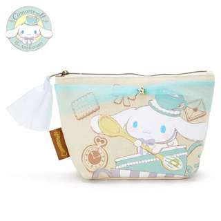 [Ready Stock] Cinnamoroll 15th anniversary cosmetic pouch