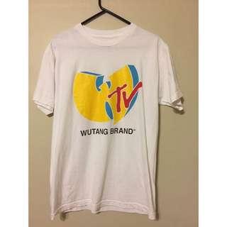 WU TANG WTV TEE