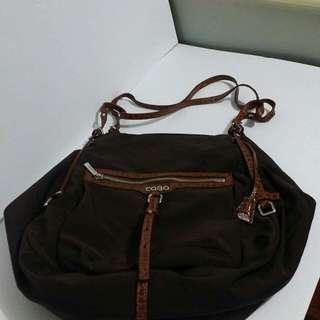 Cobo Hobo Shopping Bag