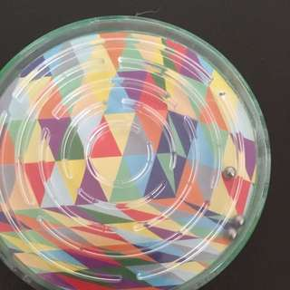 Triangle Ball Maze